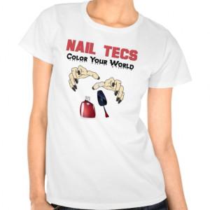 Funny Nail Tech Quotes Funny nail tech shirt