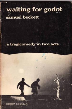 Waiting for Godot - Samuel Beckett, Evergreen edition