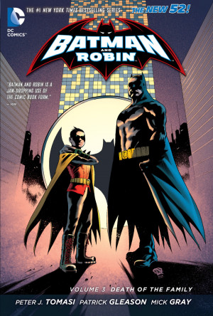 Review VO] Batman & Robin Vol. 3 : Death of the Family