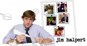 Jim Halpert fan art   #TheOffice