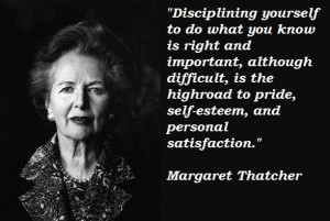 Margaret thatcher famous quotes 4