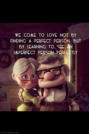love it imperfect love