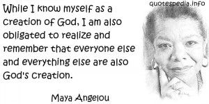 Famous quotes reflections aphorisms - Quotes About God - While I know ...