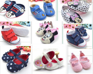 Mothercare Baby Steps Shoes