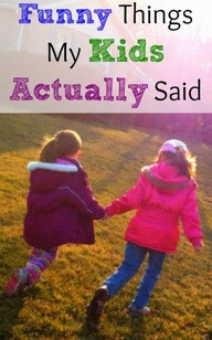 Funny Kid Quotes #parenting #humor