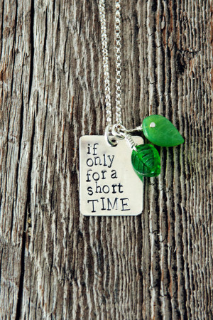 Foster Parents Quotes Foster care necklace,