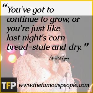Loretta Lynn Biography