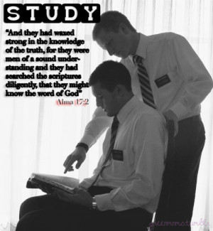 LDS Missionary Work