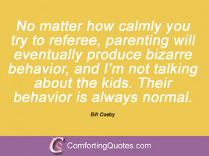 Quotations From Bill Cosby