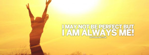 Am Always Me Quote Picture