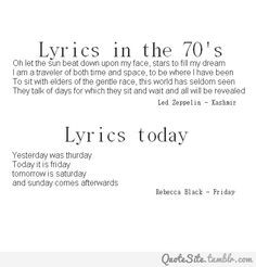 Funny Quotes About Music Quotesgram
