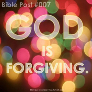 Bible quotes wise sayings forgiving