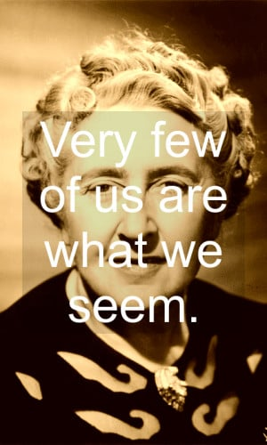 Agatha Christie Quotes