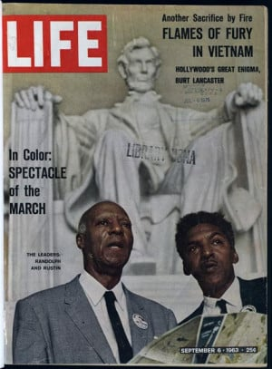 Life magazine, September 6, 1963. Cover. General Collections , Library ...