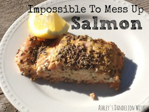 Impossible To Mess Up Salmon