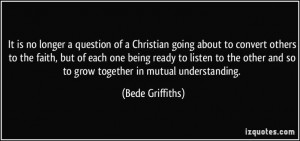 Bede Griffiths a benedictine monk, both christian and indian saint ...