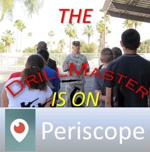 Follow The DrillMaster on Periscope!