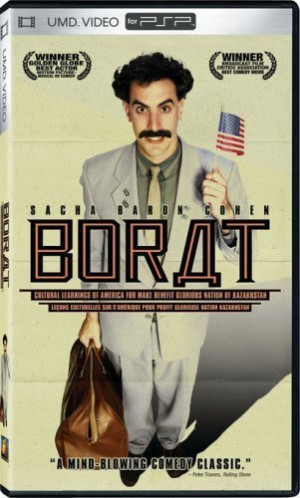 Titles: Borat: Cultural Learnings of America for Make Benefit Glorious ...