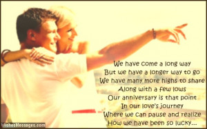 30) Our anniversary may come just once a year, but it feels like we ...