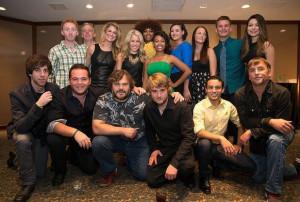 School of Rock' cast reunite ten years after film release - picture