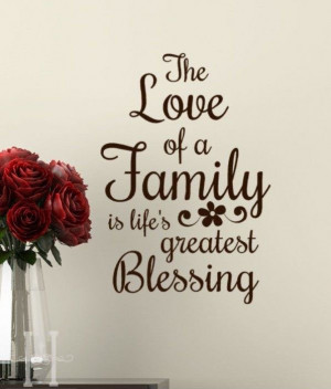 Quotes And Poetry About Family ~ Family | The Daily Quotes