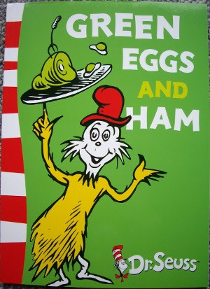 dr seuss green eggs and ham quotes