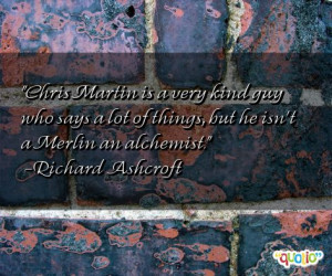 Merlin Quotes