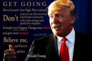 Donald trump motivational quote