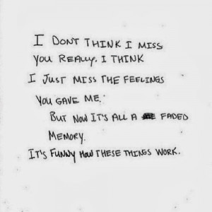 Sentimental Journey Quotes...