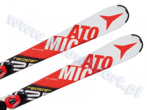 snowsport 69b100632 14195 narty atomic redster jr iii plus wiazania