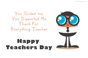 Homepage » Festivals » Teachers Day » happy teachers day 2014 quote