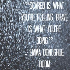 Emma Donoghue quote