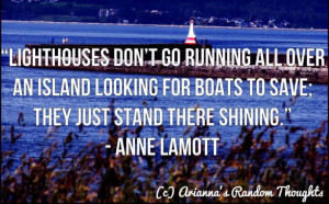 Let me know what you think. What does Anne Lamott's quote mean to ...