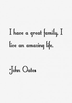 John Oates Quotes & Sayings