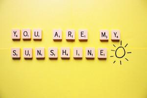 smile sunshine,i love you