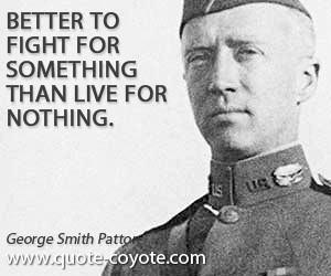 George S Patton Quotes