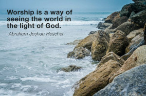 Abraham Joshua Heschel #judaism