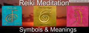 Reiki Meditation (Symbols & Meanings) Profile Facebook Covers
