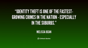 Quotes About Identity Theft