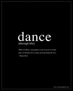 Inspirational Dance Quotes Hip Hop