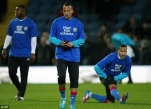 Topic: Pray for Fabrice Muamba and Eric Abidal...