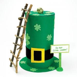 Leprechaun Trap Spoonful | Fun Kids Craft for St Patricks Day
