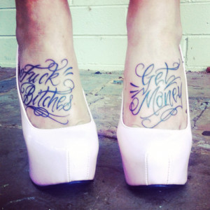 quote tattoos on foot tumblr firefly quote foot tattoo quote tattoos ...
