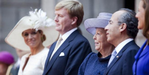 Queen Beatrix and her family have fallen two places on Quote magazine ...