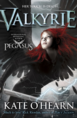 """Start by marking """"Valkyrie (Valkyrie, #1)"""" as Want to Read:"""