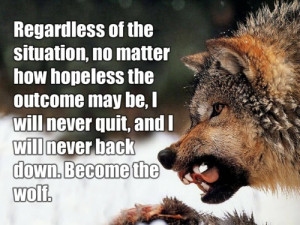 lone wolf quotes about strength lone wolf quote and tumblr