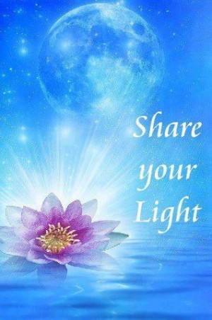 Quotes About Sharing Your Light. QuotesGram Sharing The Light