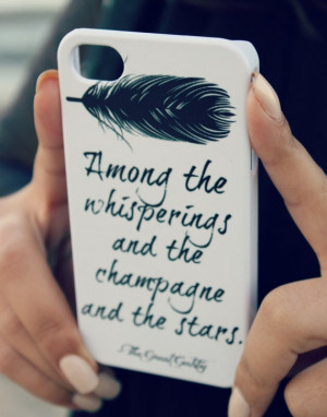 iPhone Case - Quote iPhone Case 4/ 4S / 5 - Literary iPhone Case ...