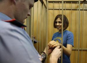 Nadezhda Tolokonnikova Is So Hot Clinic