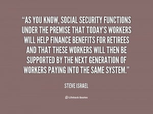 Quotes About Social Security Quotes About Social Security